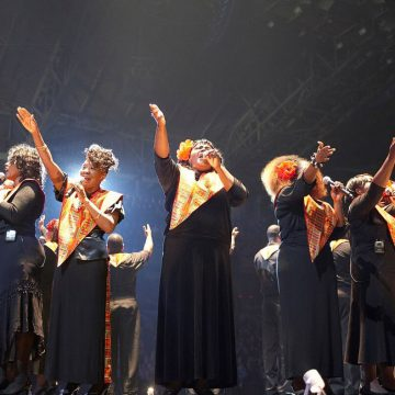 Harlem Gospel Choir - Blue Note Milano