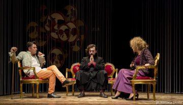"""""""Il piacere dell'onestà"""" di Luigi Pirandello al Teatro Elfo Puccini"""