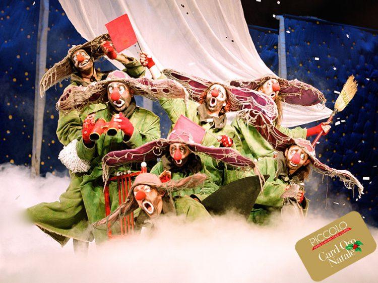 Slava's Snowshow - Piccolo Teatro Strehler