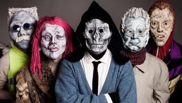 """La compagnia Teatro dei Gordi con """"Sulla morte senza esagerare"""" al Teatro Franco Parenti - photo by Laila Pozzo"""