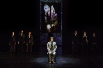 """""""Atti osceni"""" al Teatro Elfo Puccini - photo by Laila Pozzo"""