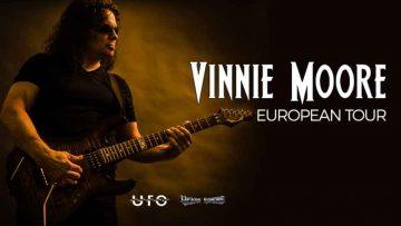 Vinnie Moore live al Black Horse di Cermenate