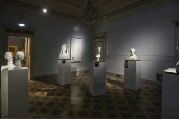 Canova. I volti ideali, Milano, GAM Galleria d'Arte - ph Alessandra di Consoli Moderna