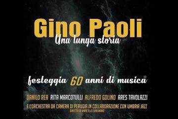 Gino Paoli al Teatro Dal Verme
