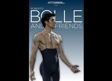 Roberto Bolle and Friends al Teatro degli Arcimboldi