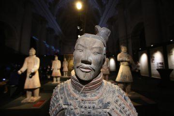 """""""L'Esercito di Terracotta e il primo imperatore della Cina"""" alla Fabbrica del Vapore - photo by Mario-Zifarelli"""