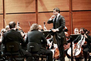 Jader Bignamini dirige l'Orchestra Sinfonica di Milano Giuseppe Verdi - @Paolo Dalprato