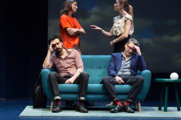 """""""La prova"""" al Teatro Filodrammatici - © Laila Pozzo"""