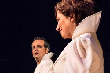 """""""Della madre"""" al Piccolo Teatro Studio - photo by Luigi Burroni"""