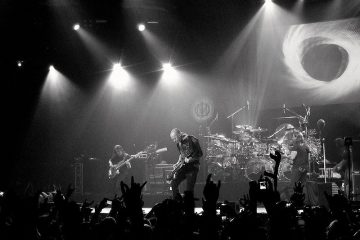 I Dream Theater saranno questa sera al Mediolanum Forum di Assago [Image: Javier [CC BY], via Wikimedia Commons]