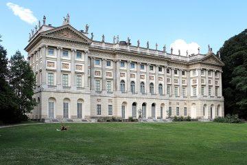 Villa Reale di Milano, che oggi ospita la Galleria d'arte Moderna [Image: Sailko [CC 3.0], via Wikimedia Commons]