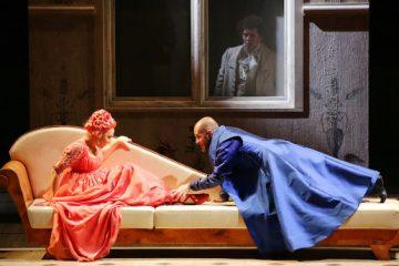 """""""Il Turco in Italia"""" di Rossini al Teatro alla Scala - photo Marco Brescia & Rudy Amisano"""