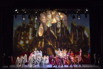 """Il """"Tannhäuser"""" di Wagner torna al Teatro alla Scala nel visionario allestimento di Carlus Padrissa - ph Brescia e Amisano, Teatro alla Scala"""